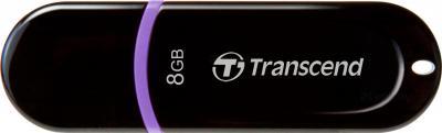 Usb flash накопитель Transcend JetFlash 300 8 Gb (TS8GJF300) - общий вид