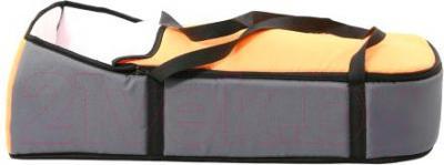 Детская универсальная коляска Anmar Rosse Golden (Orange) - переноска