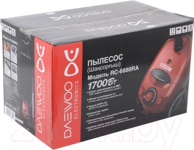 Пылесос Daewoo RC-6880RA
