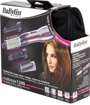 Фен-щётка BaByliss AS120E - упаковка