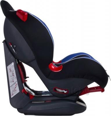 Автокресло Caretero Sport Classic (синий) - регулировка наклона