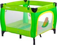 Игровой манеж Caretero Quadra (Green) -