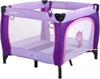 Игровой манеж Caretero Quadra (Purple) -