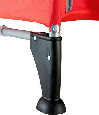 Кровать-манеж Caretero Medio Safari (Red) - ножка
