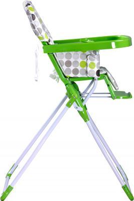 Стульчик для кормления Caretero Practico (Green) - вид сбоку