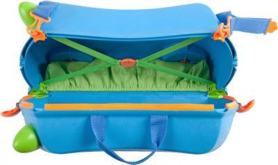 Детский чемодан Trunki 0054-GB01-P1 - в открытом виде