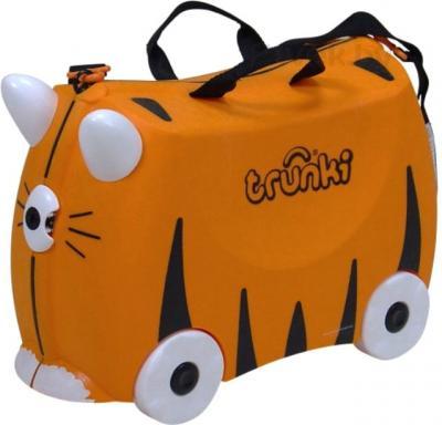 Детский чемодан Trunki Тигр (0085-WL01-P1) - общий вид