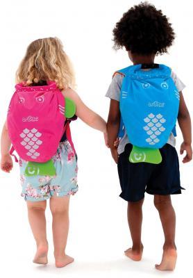 Водонепроницаемый рюкзак Trunki 0082-GB01 - дети с рюкзаками
