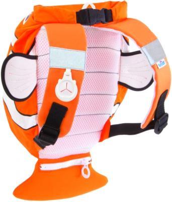 Водонепроницаемый рюкзак Trunki Рыба-Клоун (0112-GB01) - вид сзади