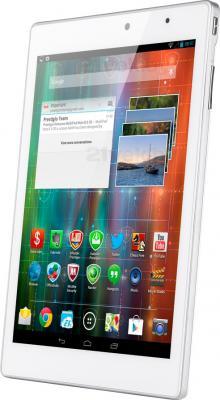 Планшет Prestigio MultiPad 4 Diamond 7.85 16GB 3G (PMP7079D3G_WH_QUAD) - общий вид
