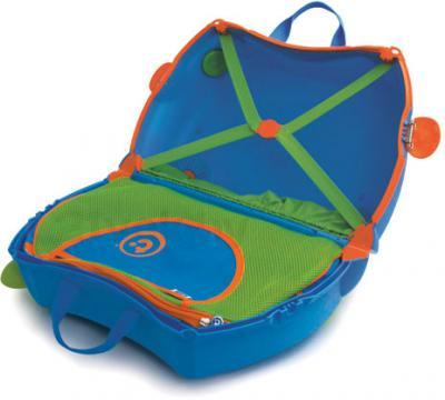 Детская сумка Trunki 0184-GB01-P4 - в раскрытом виде
