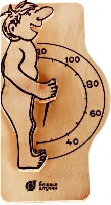Термометр для бани Банные Штучки Банщик (18006) - общий вид