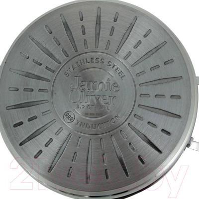 Набор кухонной посуды Tefal Jamie Oliver E874S574 - дно