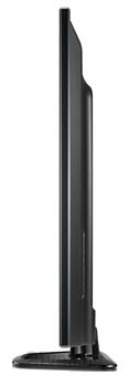 Телевизор LG 32LN548C - вид сбоку