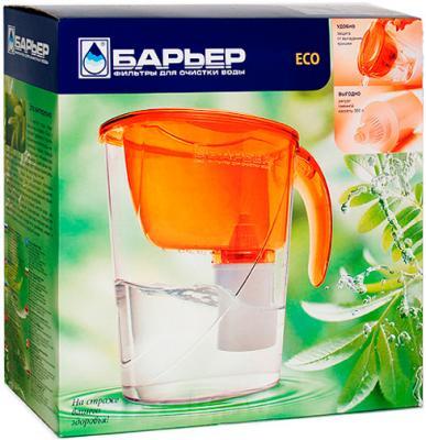 Фильтр питьевой воды БАРЬЕР Эко (Янтарь) - упаковка