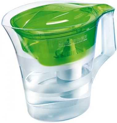 Фильтр питьевой воды БАРЬЕР Твист (Зеленый) - общий вид