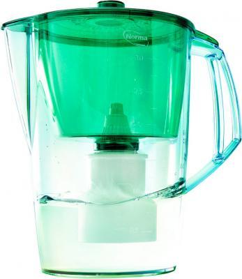 Фильтр питьевой воды БАРЬЕР Норма (Малахит + кассета Станадрт-4) - общий вид фильтра