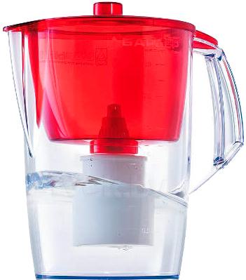 Фильтр питьевой воды БАРЬЕР Норма (Рубин + кассета Станадрт-4) - общий вид фильтра