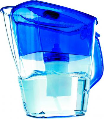 Фильтр питьевой воды БАРЬЕР Гранд (Индиго + кассета Станадрт-4) - общий вид фильтра