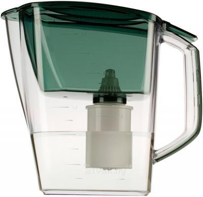 Фильтр питьевой воды БАРЬЕР Гранд (малахит + кассета Станадрт-4) - общий вид фильтра