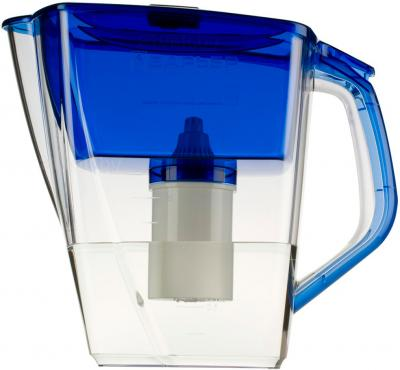 Фильтр питьевой воды БАРЬЕР Гранд Neo (Ультрамарин + кассета Станадрт-4) - общий вид фильтра