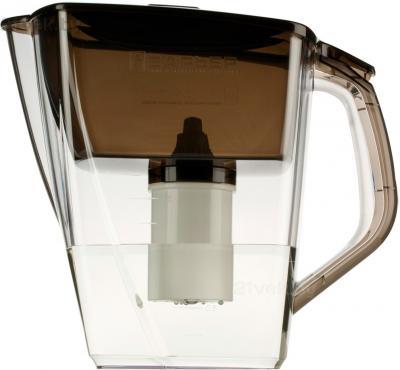 Фильтр питьевой воды БАРЬЕР Гранд Neo (Антрацит + кассета Стандарт-4) - общий вид фильтра