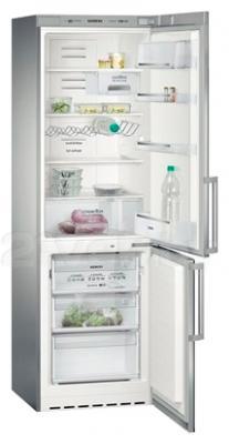 Холодильник с морозильником Siemens KG36NXI20R - с открытой дверцей