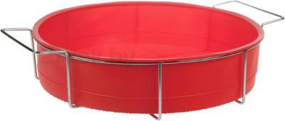 Форма для выпечки Marmiton Круг (на металлической подставке) - общий вид