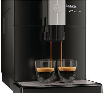 Кофеварка эспрессо Saeco Minuto Pure (HD8760/09) - приготовление нескольких чашек
