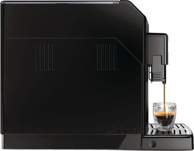Кофеварка эспрессо Saeco Minuto Pure (HD8760/09) - вид сбоку