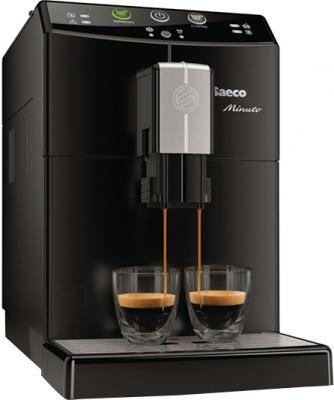 Кофеварка эспрессо Saeco Minuto Pure (HD8760/09) - общий вид