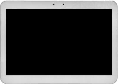 Планшет Wexler 10Q (16GB, 3G, серебристый) - фронтальный вид