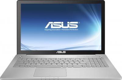 Ноутбук Asus N750JK-T4011D - фронтальный вид