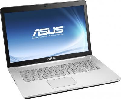 Ноутбук Asus N750JK-T4011D - общий вид