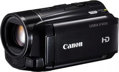 Видеокамера Canon Legria HF R506 - общий вид