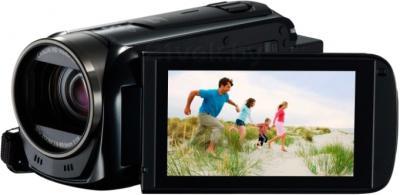 Видеокамера Canon Legria HF R506 - дисплей