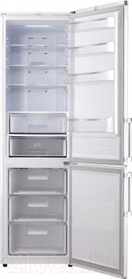 Холодильник с морозильником LG GW-B489YQQW