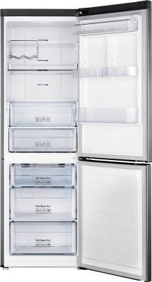 Холодильник с морозильником Samsung RB31FERMDSS/RS - в открытом виде