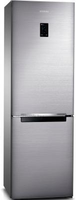 Холодильник с морозильником Samsung RB31FERMDSS/RS - вид в проекции