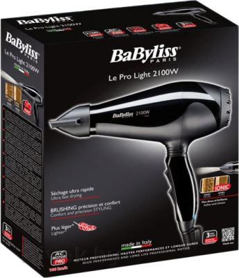 Профессиональный фен BaByliss 6610E - упаковка