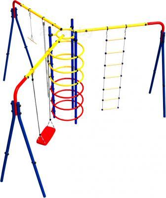 Игровой комплекс Карусель Циркус (СК-3.3.15.23) - общий вид