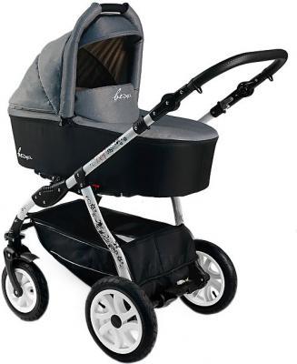 Детская универсальная коляска Bexa Fashion Roxy White (208) - общий вид