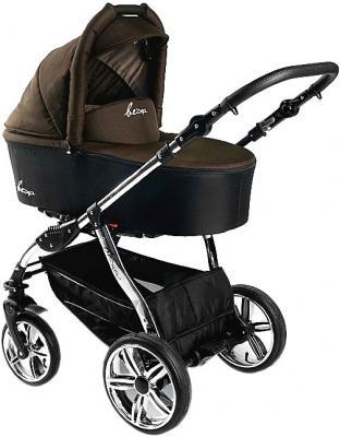 Детская универсальная коляска Bexa Fashion Roxy Chrome (205) - общий вид