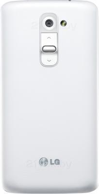 Смартфон LG G2 mini Dual / D618 (белый) - задняя панель