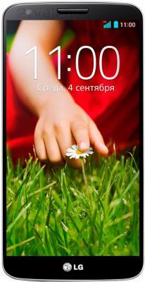 Смартфон LG G2 32Gb / D802 (черный) - общий вид