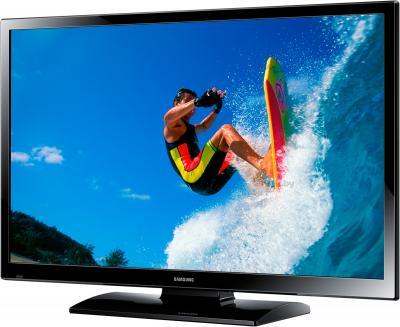 Телевизор Samsung PE43H4000AK - полубоком