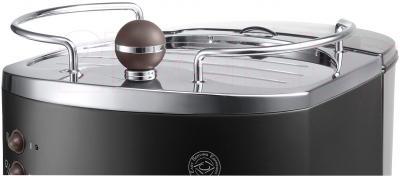 Кофеварка эспрессо DeLonghi ECOV 310.BK - подставка для подогрева чашек