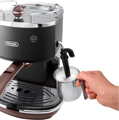 Кофеварка эспрессо DeLonghi ECOV 310.BK - общий вид