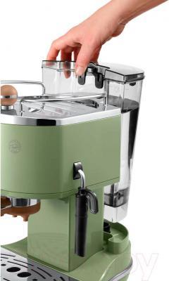 Кофеварка эспрессо DeLonghi ECOV 310.GR - емкость для воды