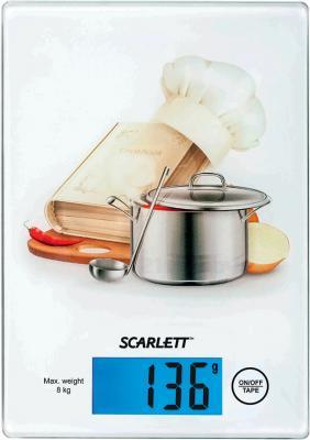 Кухонные весы Scarlett SC-1217 (Cook) - общий вид